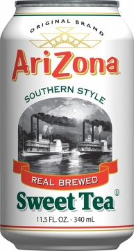 Arizona Sweet Tea 0,35л./12шт. Аризона