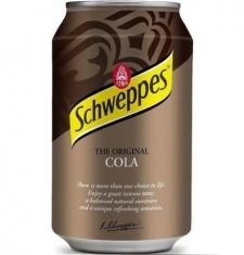 Schweppes Cola 0,355л./12шт.