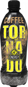 TornadoEnergy COFFEE 0,473л./12шт. Торнадо