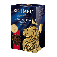 Чай Richard Royal English Breakfast 90 г черный 1/14  Ричард