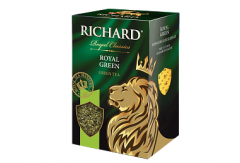 Чай Richard Royal Green 90 г 1/14  Ричард